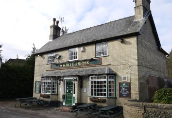 Photo of the White Horse