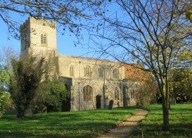 Photo of St Laurence Church, Foxton.