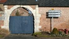 Photo of gates in Montigny