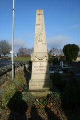 War Memorial Montigny