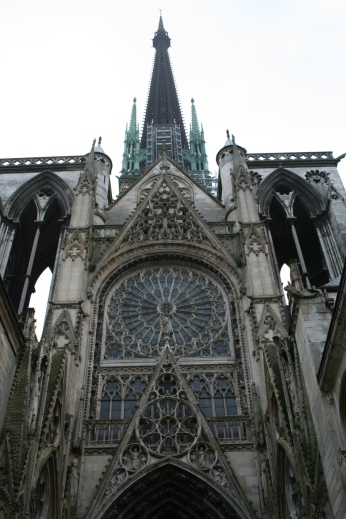 Photo of Rouen Cathedral