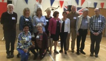 Photo of Foxton twinning visit